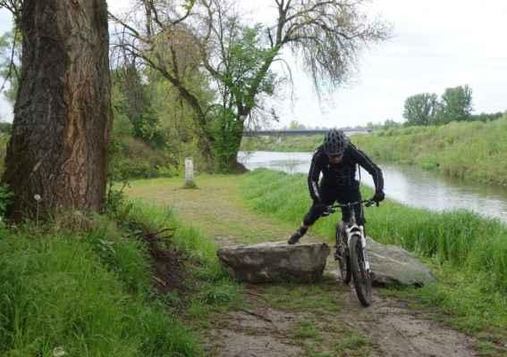 Bikerský odpich :o)))