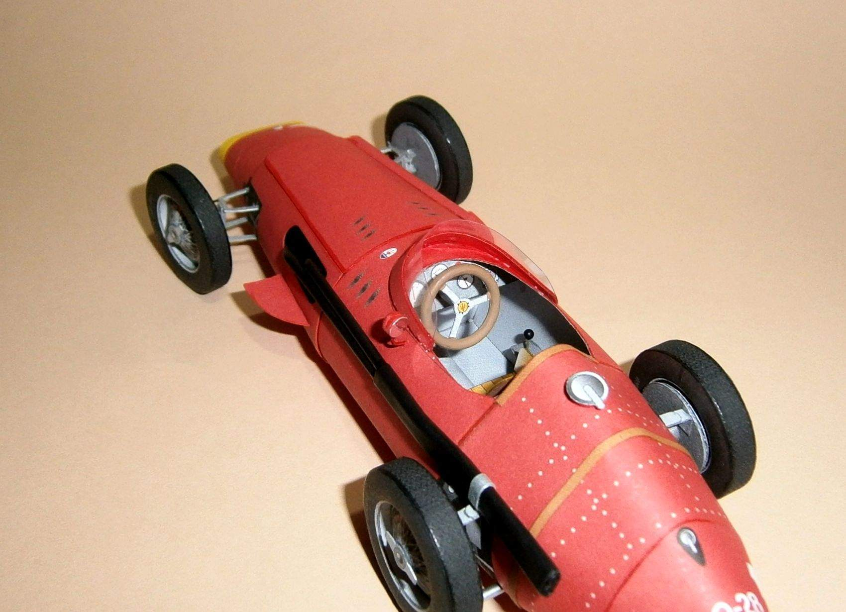 Maserati 250F - GP Germany 1957