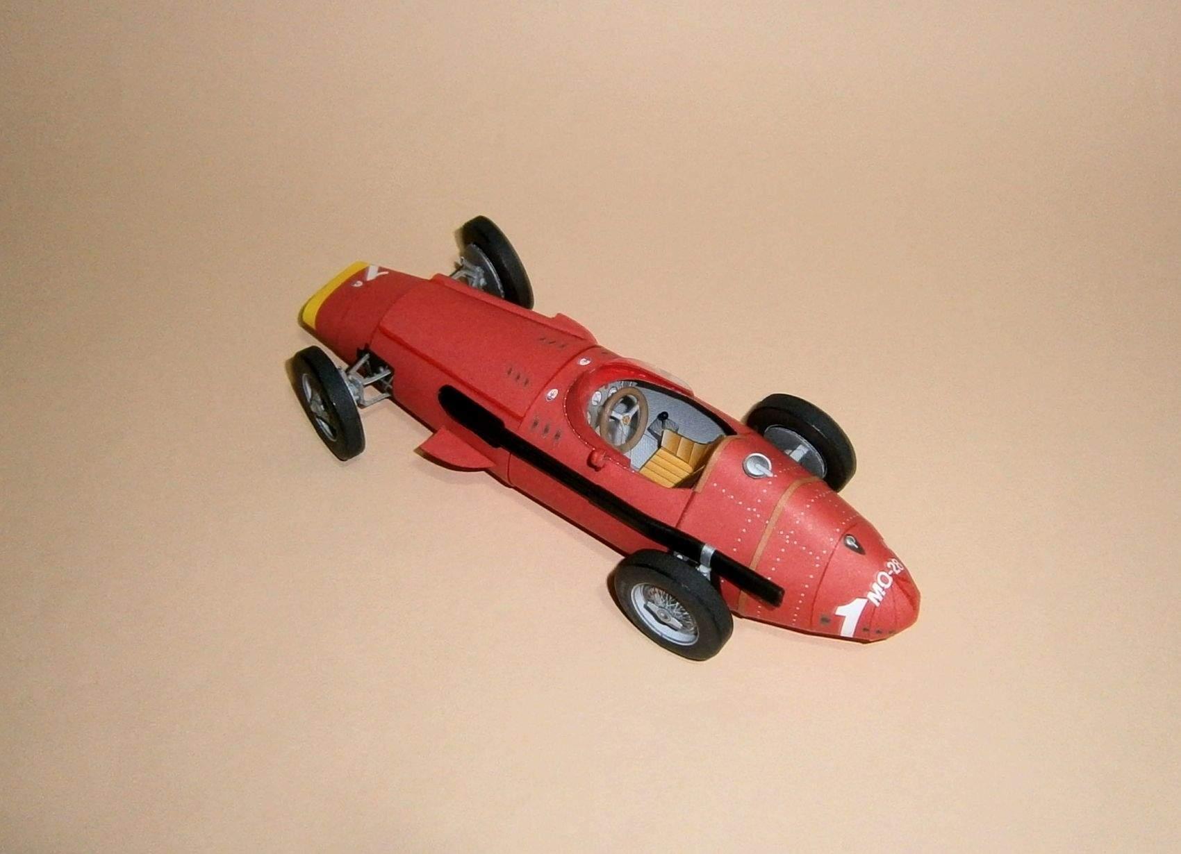 Maserati 250F - GP Germany 1957