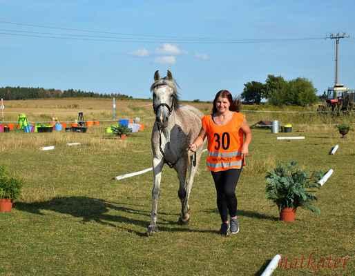 Aneta Bubelová + Wahbi - vstupní veterina