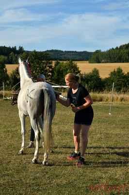 Sabina Slámová + Moon Shery - vstupní veterina