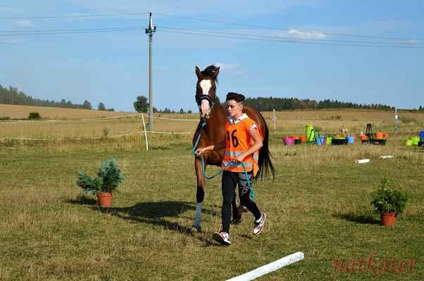Tereza Kučerová + Falad 2 - vstupní veterina