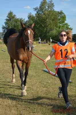 Táňa Terberová + Joy Ramone - vstupní veterina