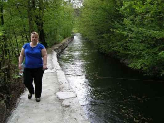 Weisshuhnův kanál 45 - kanál u mostku