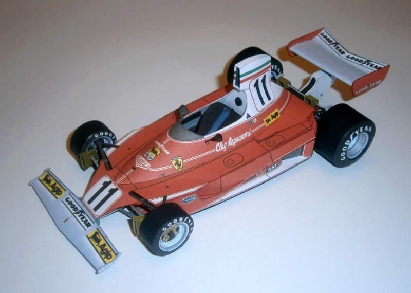 Ferrari 312 T - Clay Regazzoni 1975