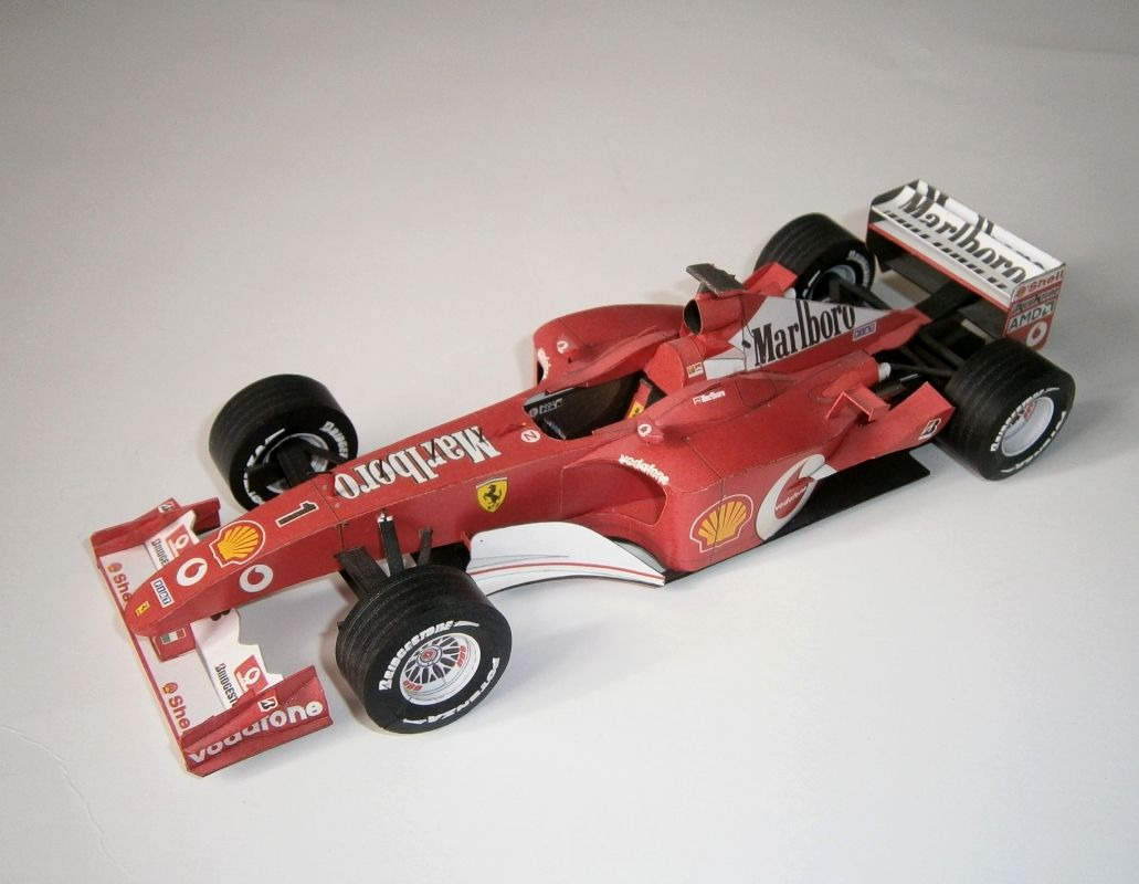 Ferrari F2002 - M.Schumacher 2002