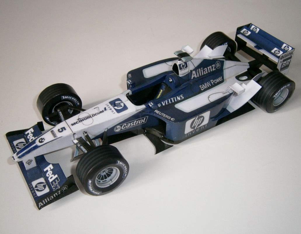 Williams FW24 - R.Schumacher, GP USA 2002