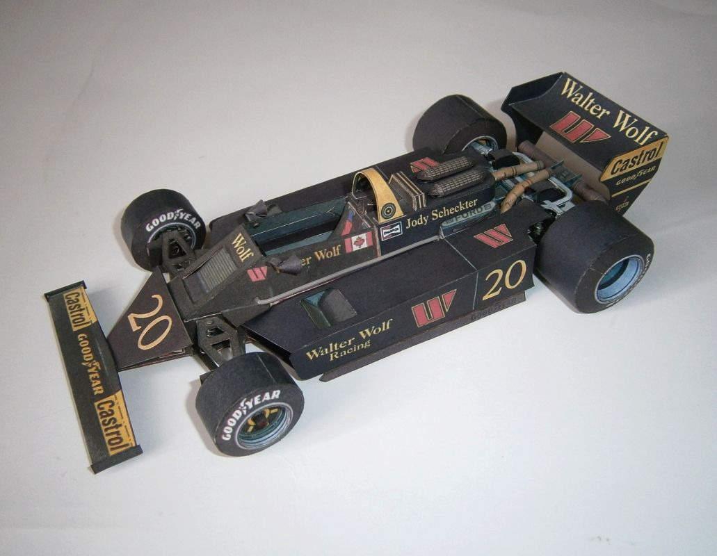 ABC - Wolf WR05 - J.Scheckter 1978