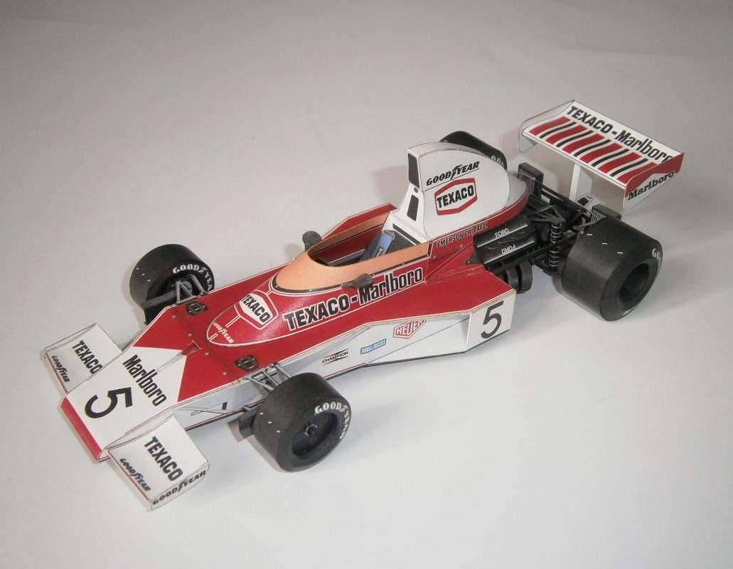 McLaren M23 - E.Fittipaldi 1974