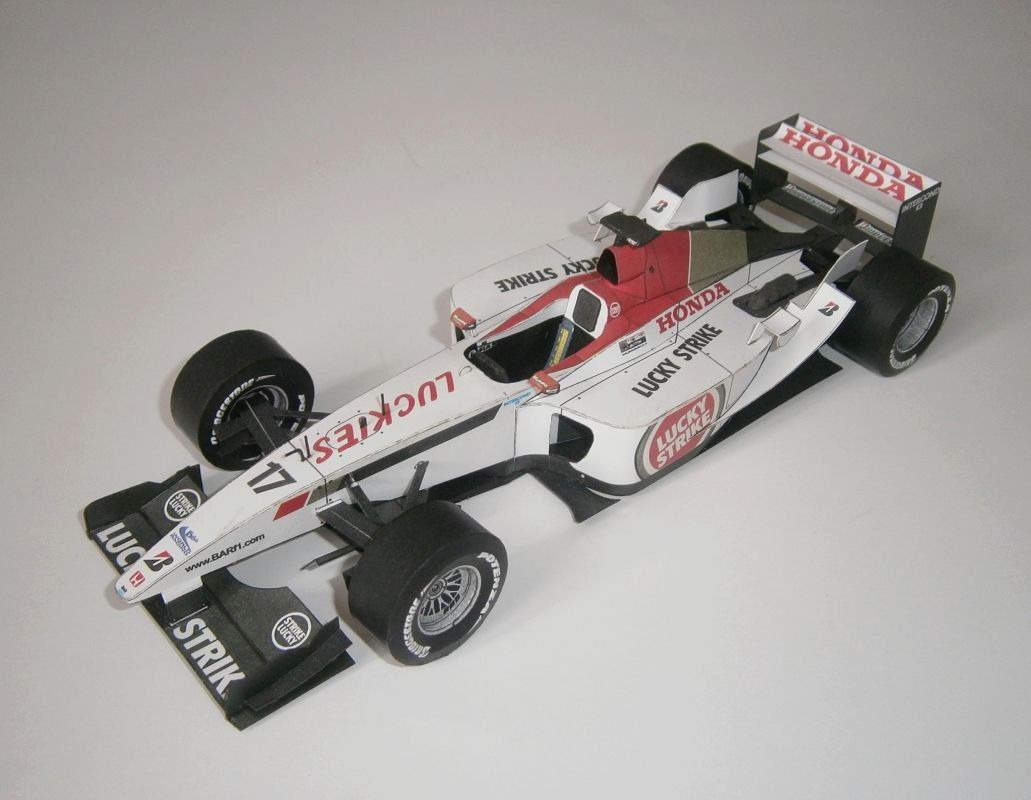 BAR 005 - J.Button 2003