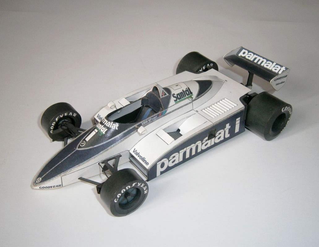 Brabham BT50 - N.Piquet 1982