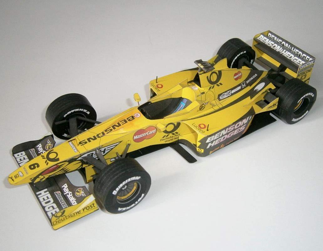 Jordan EJ10 - J.Trulli 2000