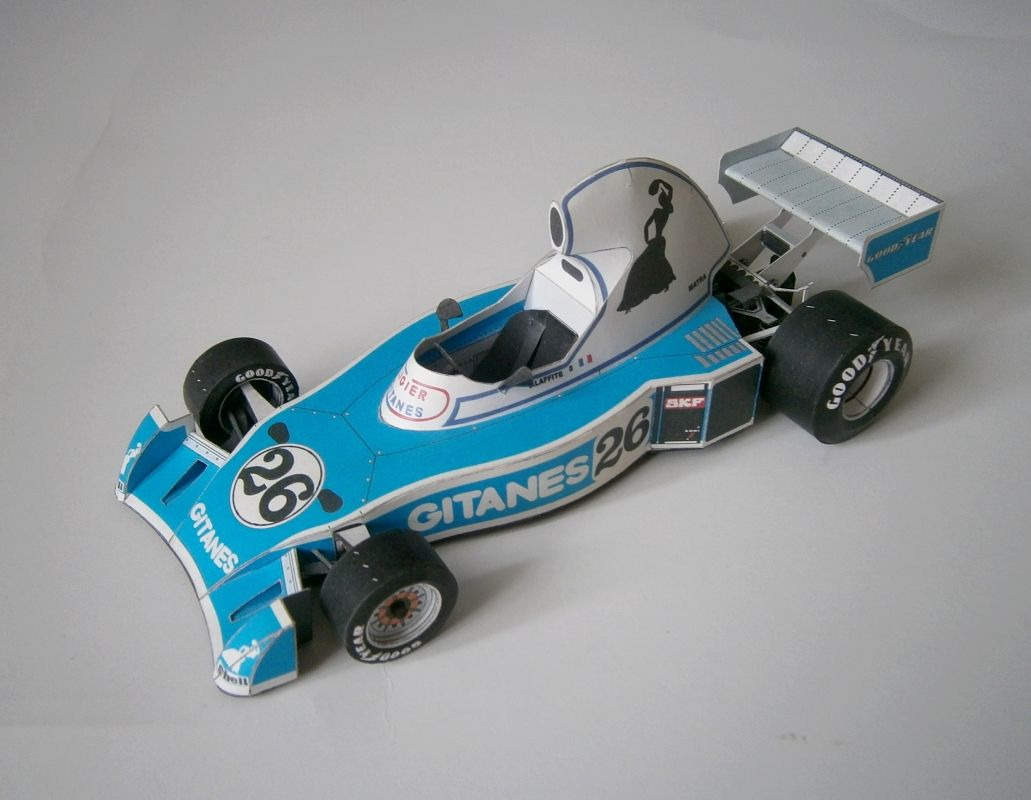 Ligier JS5 - J.Laffite 1976