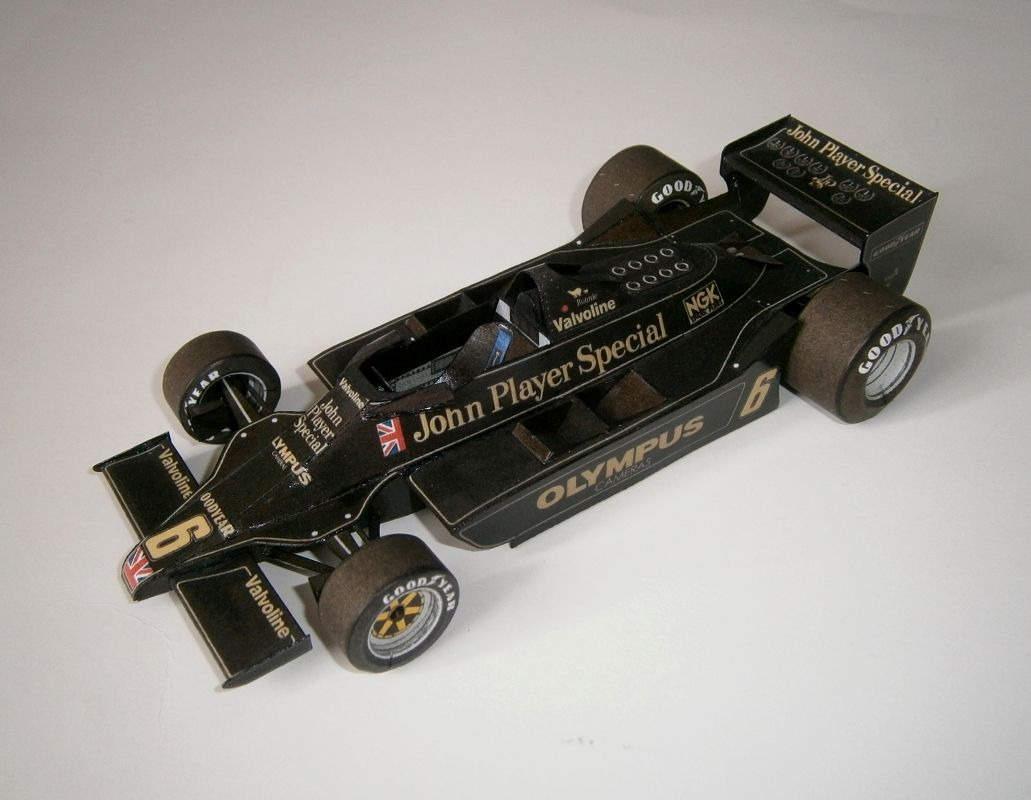 Lotus 79 JPS - R.Peterson 1978