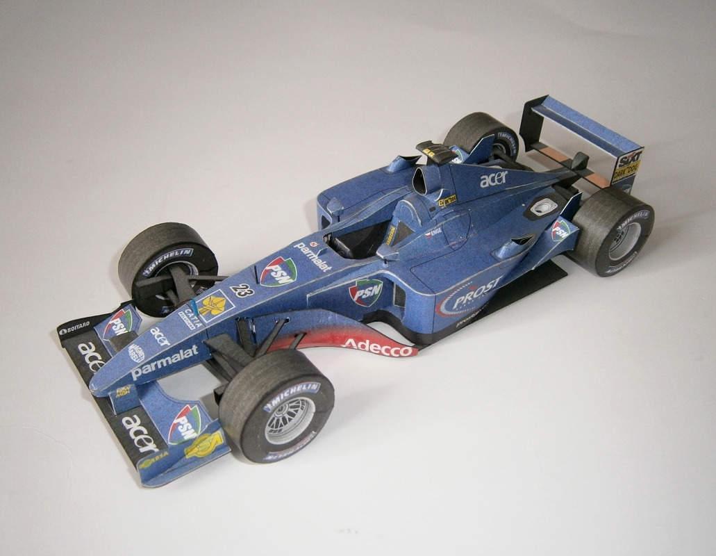 ABC - Prost AP04 - T.Enge 2001