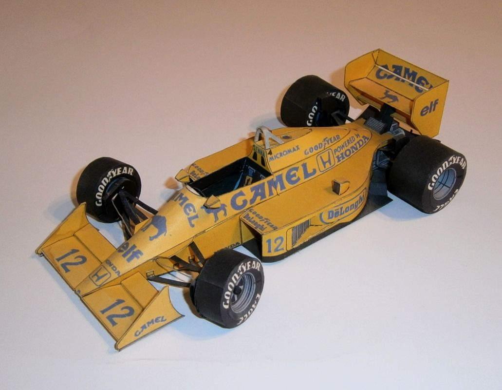 ABC - Lotus 99T - A.Senna 1987