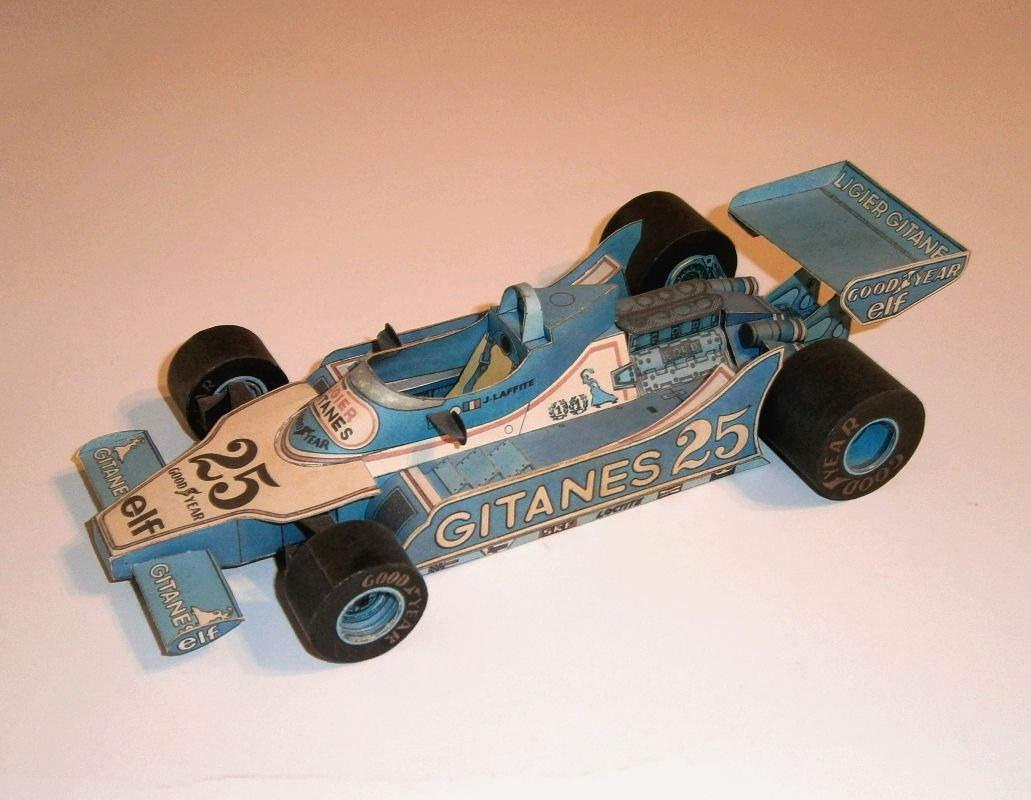 ABC - Ligier JS11 - J.Laffite 1979
