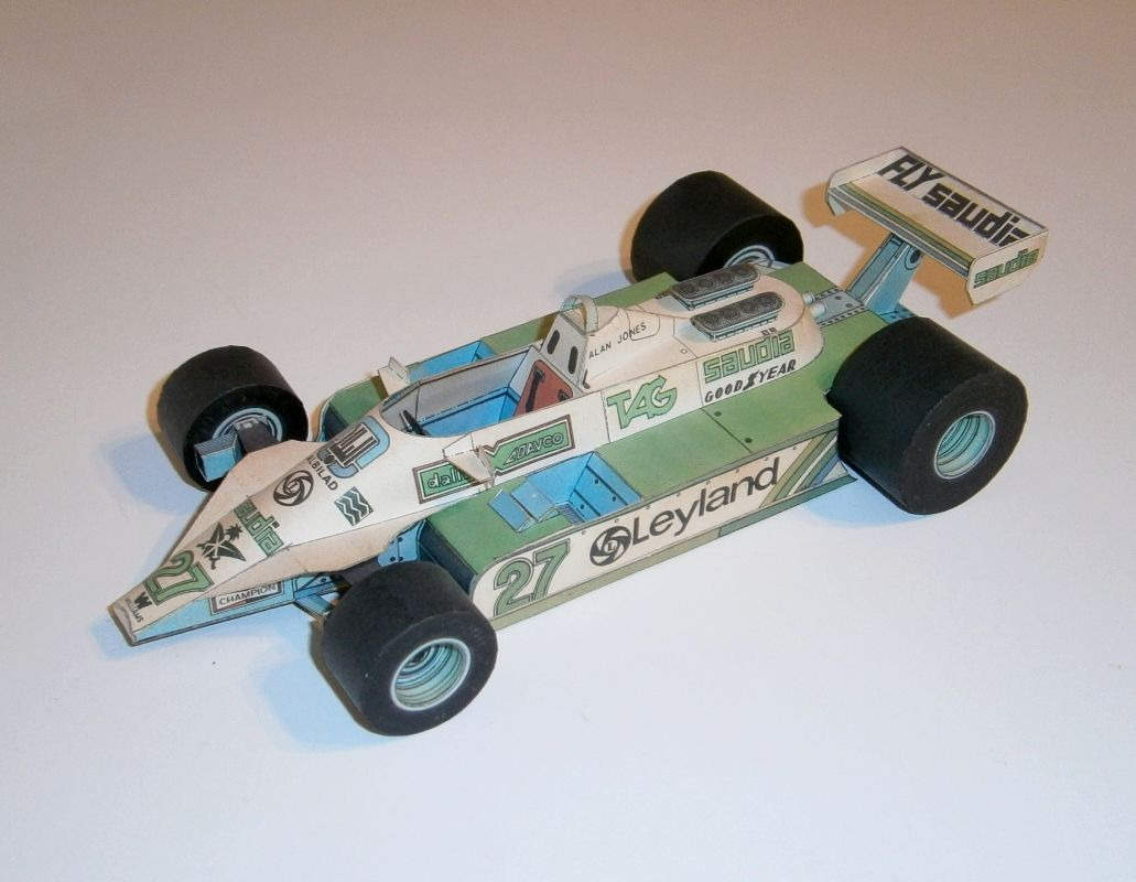 ABC - Williams FW07B - A.Jones 1979