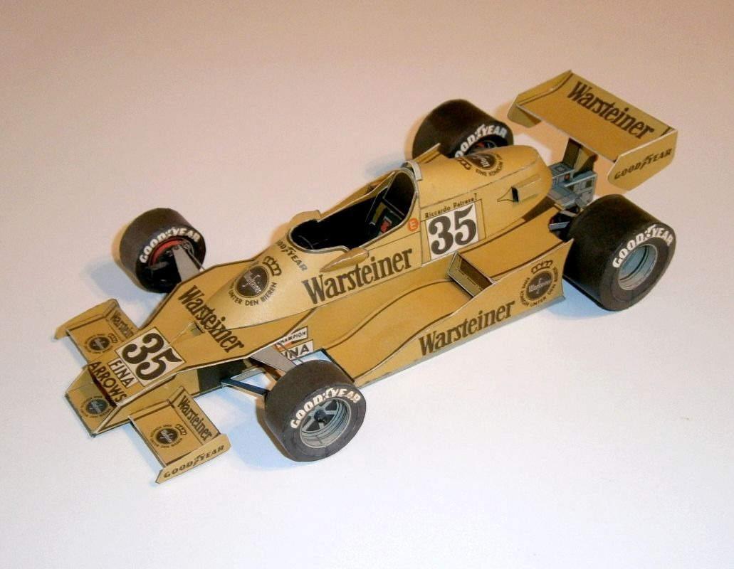 ABC - Arrows FA1 - R.Patrese 1978