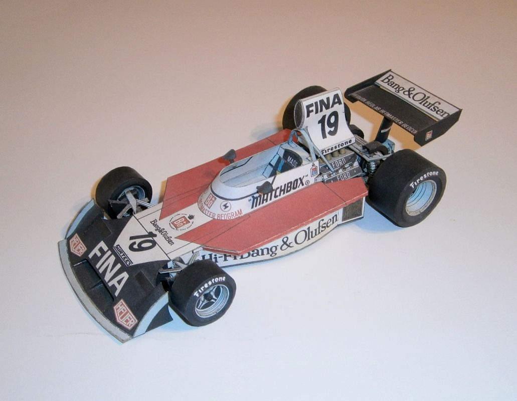 ABC - Surtees TS16 - J.Mass 1974