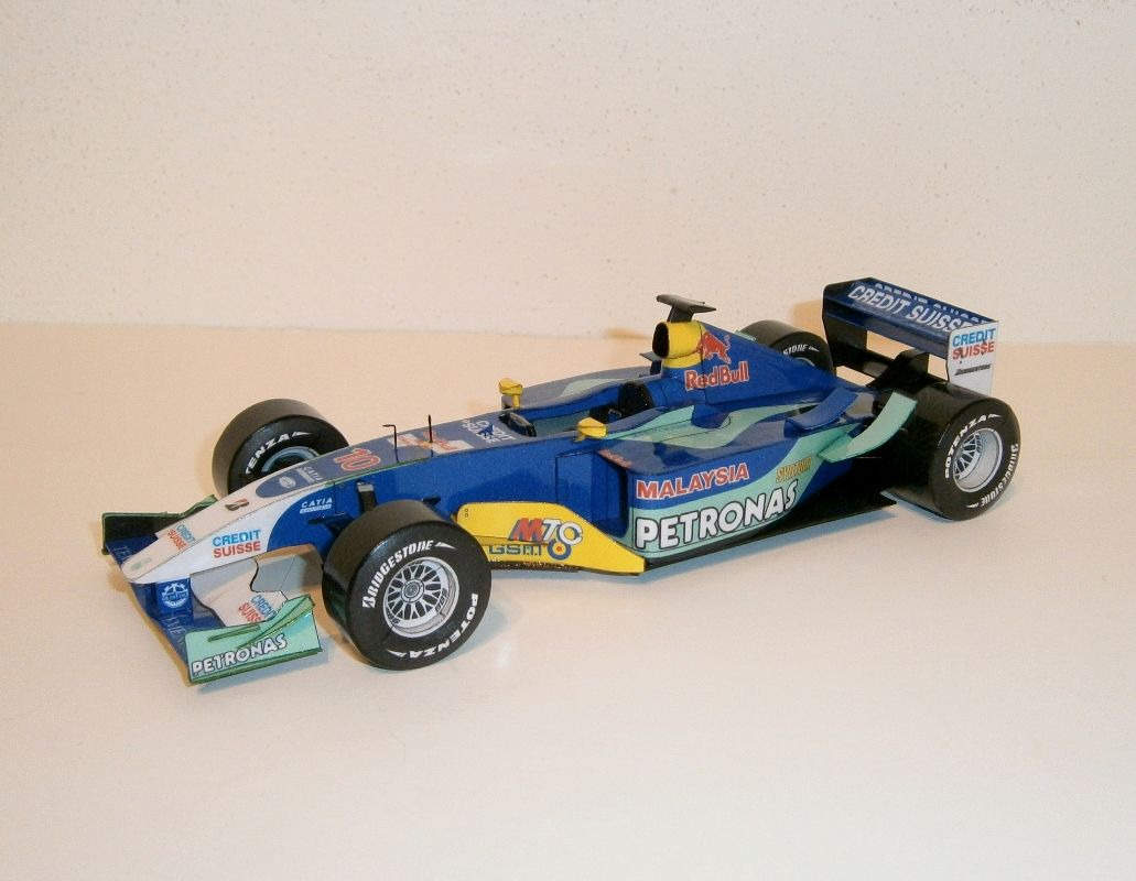 Sauber Petronas C22 - H.H.Frentzen 2003