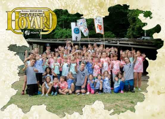Expedice HOTÁH 2019 – Pevnost Hoyard