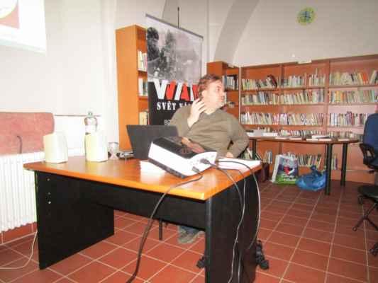 15. února 2018 - Milan Zacha Kučera: Největší tajemství Třetí říše: Případ Zlatého vlaku