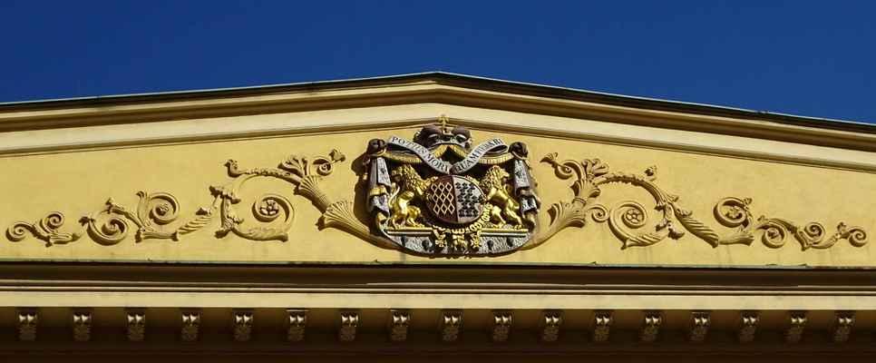 Krmelitská 8 - Rohanský palác /  Ministerstvo školství, mládeže a tělovýchovy