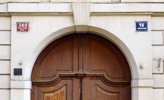 Karmelitská 16 - Musconský palác