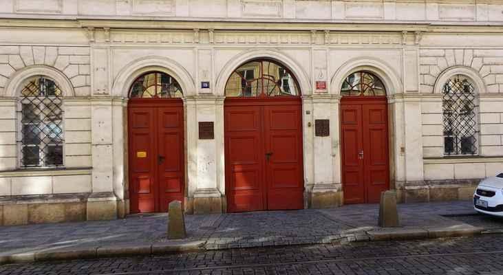 Karmelitská 19 - Palác Lažanských / Okresní soud Praha-západ