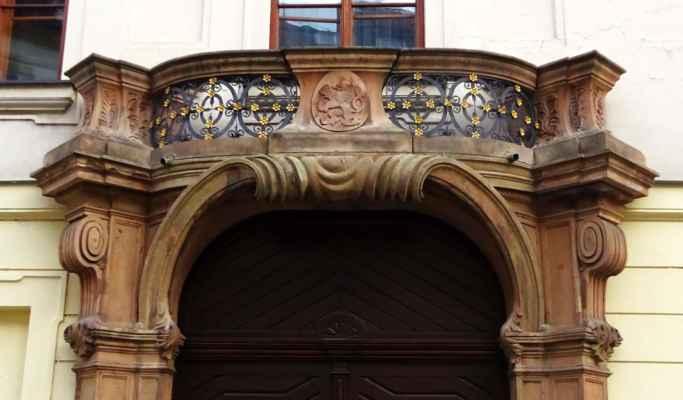 Sněmovní 4a - Thunovský palác / Poslanecká sněmovna