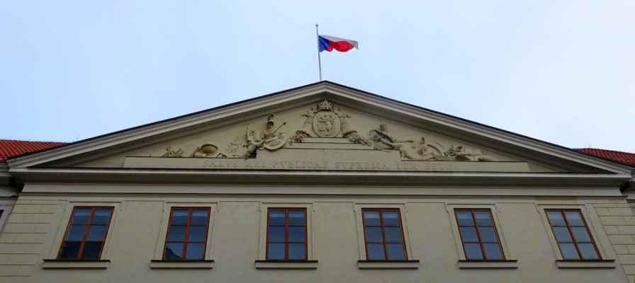 Sněmovní 4 - Thunovský palác / Poslanecká sněmovna