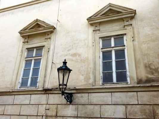 Sněmovní 13 - Bylandt-Rheindtovský palác