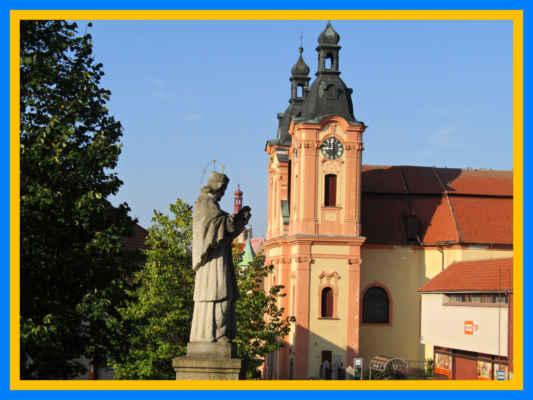 Jan z Pomuka (se narodil mezi léty 1340 a 1350 v Pomuku, dnešním Nepomuku byl umučen – 20. března 1393 v Praze) byl generální vikář pražského arcibiskupa, později uctívaný jako svatý Jan Nepomucký, mučedník katolické církve a jeden z českých zemských patronů. 1380: oltářník v katedrále sv. Víta 1383-1387: studia církevního práva v italské Padově 1387: kanovník u sv. Jiljí a doktor dekretů 1389: kanovník vyšehradské kapituly, dále generální vikář arcibiskupa pražského ve věcech duchovních 1390: Jan vyměňuje dne 26.srpna své farářství u sv. Havla za úřad arcijáhna žateckého 20.3.1393: umírá Jan na mučidlech, jeho tělo je svrženo z kamenného mostu do Vltavy 17.4.1393: Janovo tělo se zachytilo na pravém břehu Vltavy, kde ho nalezli cyriaci z nedalekého kláštera, a ti Jana pohřbili. 31.5.1721: papež Inocenc XIII prohlašuje Jana Nepomuckého za blahoslaveného 19.3.1729: papež Benedikt XIII prohlašuje Jana Nepomuckého za svatého