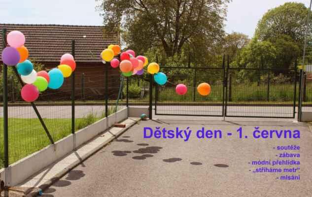 ZŠ Mžany - 2021/06 - Dětský den v ZŠ a ŠD