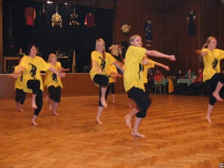 Tančíme stále