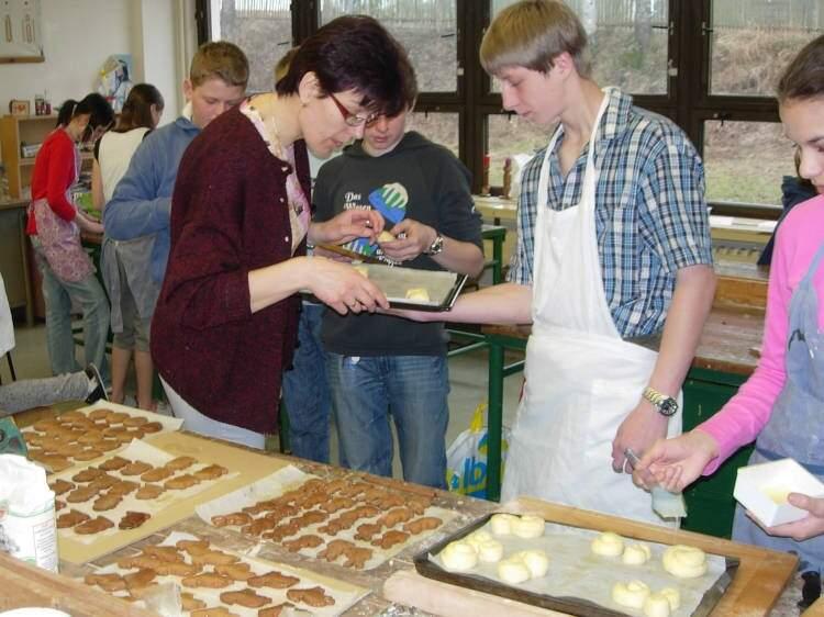 Velikonoční dílny – celoškolní projekt