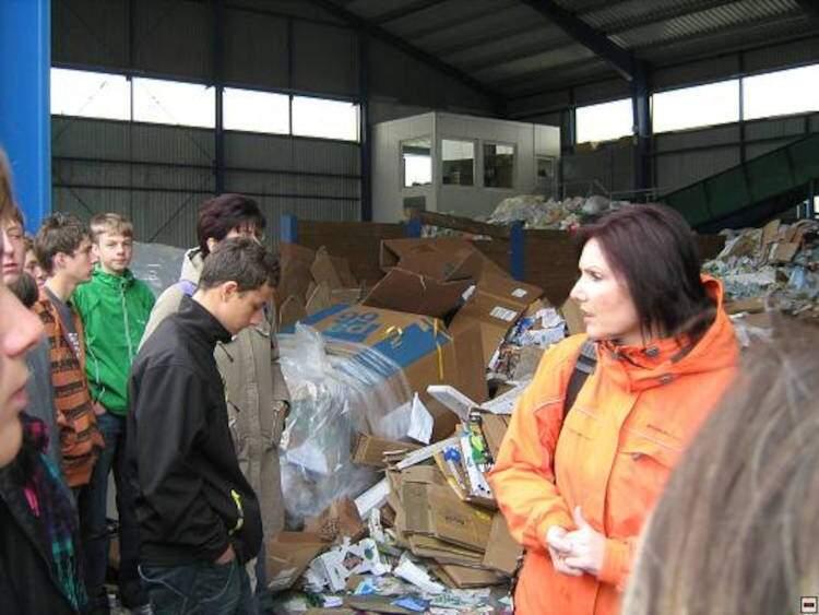 Projekt Cesta odpadu