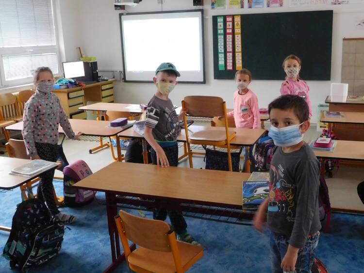 Návrat žáků do školy